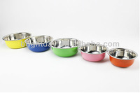 color stainless steel basin color plates color bowls