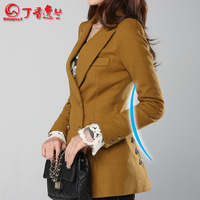 Discount sales promotion Passeris 13 women's slim wool woolen outerwear female medium-long overcoat autumn and winter suit