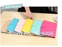 Hot  selling  South Korea  crown  for  ipad  mini ultra-thin dormancy  cases ,free shiping