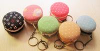 Handmade macaron jewelry bag jewelry small box