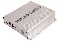 Car TV Tuner DVB-T Digital Receiver Box MPEG-2 / Car DVB-T Receiver (HD / MPEG-4) External DVB-T Box