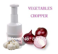 Kitchen Stainless Steel Vegetable Food Garlic Onion Slicer Chopper Cutter Tools