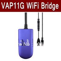 Vonets VAP11G WiFi Bridge For Satellite Receiver 2.4G Wirless Support Wifi Model IEEE 802.11B/G Free Shipping
