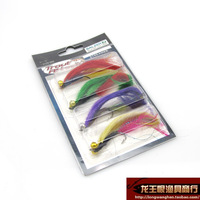 Free shipping Lure liras single color tip