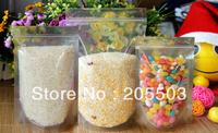14*20cm zipper lock transparent bag ,Reclosable bags, thickness 0.14mm.2000pcs/carton
