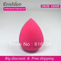 Enshion Pro Beauty Flawless Soft  blender sponge powder makeup make up artist with Hydrophilic polyurethane material 2pcs/lot