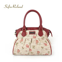 New 2013 Sofia Roland Rose series women's messenger bags women handbag sr6022-3    designers brand