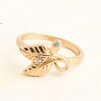 Alloy index  finger ring accessories female jewelry sweet jewelry