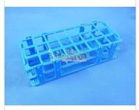 Free shipping 30mm test tube rack 21vents 5pcs/lot