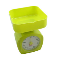 Mini mechanical kitchen scale nutritional scale household scales food scale 5000