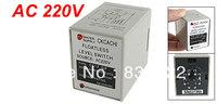 C61F-GP AC 220V 8 Pin Liquid Floatless Level Switch Controller