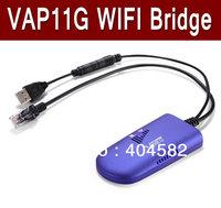 5pcs Vonets VAP11G MINI Wireless Wifi Bridge Access Points AP for PC,laptop,IP Cameras, Support IEEE 802.11B/G Free Shipping