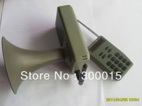 hunting duck caller with remote controller