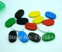 200Pcs Wholesales Labels Wood Button Random Mixed For Crafts  Diy Scrapbook 17.5x10.5mm