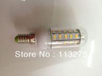 E14 6W LED energy Saving Lamp 36* 5630 SMD Bulbs Corn Light 220V 10PCS