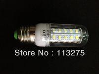 E27 6W LED energy Saving Lamp 36* 5630 SMD Bulbs Corn Light 220V 5PCS Free shipping