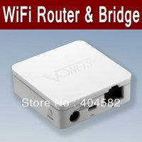 Vonets VAR11N mini WiFi Bridge 150Mbps Wireless Networking Router & Bridge Adapter Decoder WiFi Finders Free shipping