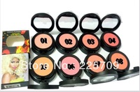 8pcs New Powder Blush 8 Colors 9g!! free shipping