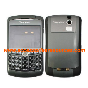 Full Housing + Middle Panel + Battery Door + Keypad+Trackball For Blackberry Curve 8300, 8310,8320,8330,10 Colors, Free Shipping(China (Mainland))