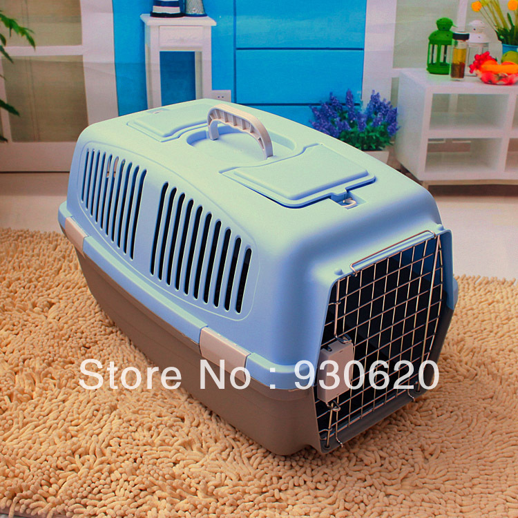 Luxury puplike air box dog box check box aircraft cage cat dog cage big Small(China (Mainland))