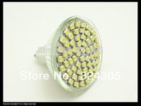 AC220v MR16 GU5.3 4.5W 60 3528 SMD LED Warm White/Cool white Wholesale Light Bulb Spotlight Light Lamp Energy Saving 5pcs/lot