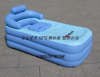 Yingtai plus size thickening inflatable bathtub sauna slimming thermal bathtub 122
