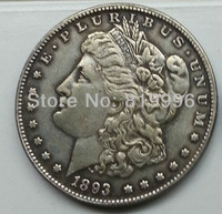 U.S.A Coins Morgan Dollar 1893s Good  Coins / Freeshipping