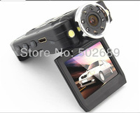 Promotion Price Carcam Full HD 1080P K5000 Car DVR with 140 degree  + Infrared Vision + G-Sensor + Free Shipping