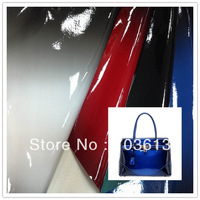 "fashion color shading patent leather, 0.8mm*52""+-0.05  1667B"
