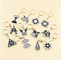 fashion  EXO   SEHUN individual paragraph marks set auger glue necklace  keychain