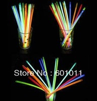 New Arrival Cheap Glow Sticks Party celebration glow in the dark fluorescence stick 100pcs/pail fast delivery free shipping