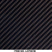Carbon Fiber PVA hydrographic film Item No. LCF061B
