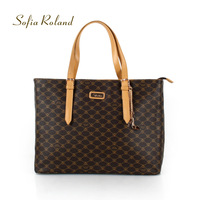 New 2013 Sofia Roland Double rhombus s series women handbag women's messenger bags shoulder bag sr12605-25  designers brand