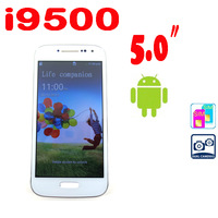 "by dhl or ems 10 pieces S4 Cheapest 5"" N9500 phone android 4.0 MTK6515 9500 dual sim dual Cameras Bluetooth I9500"