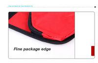 Universal car seat side storage bag