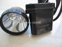 free shipping 2013 new cree U2 LED 80000Lx LED miner cap lamp miner helmet light miner light