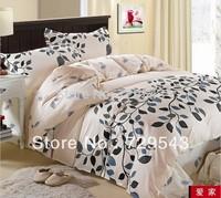Free Shipping Sacrifice promotion hot sell 4pcs bed set/bedding sets duvet cover Bedding sheet bedspread pillowcase