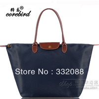 Dumpling bag High Quality Nylon Women's Handbag Summer Folding Brand Handbags mami Shopping tote Bag shoulder bags Free Ship