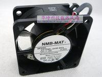 100% New Nmb 6025 12v 0.22a 2410ml-04w-b49 dual ball cooling fan