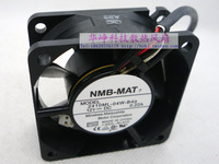 100% New Nmb 6025 12v 0.22a 2410ml-04w-b49 dual ball cooling fan
