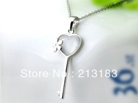Lose Money Free shipping!925 silver Cat's Eye Stone Heart Key chains 925 silver jewelry,wholesale fashion jewelry, factory price