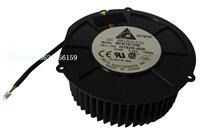 Delta 7530 12v 0.75a bfb1012m worm gear fan