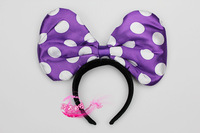 2013  New design  beautiful Bow headband  for halloween christmas party 5 pcs/lot free shipping