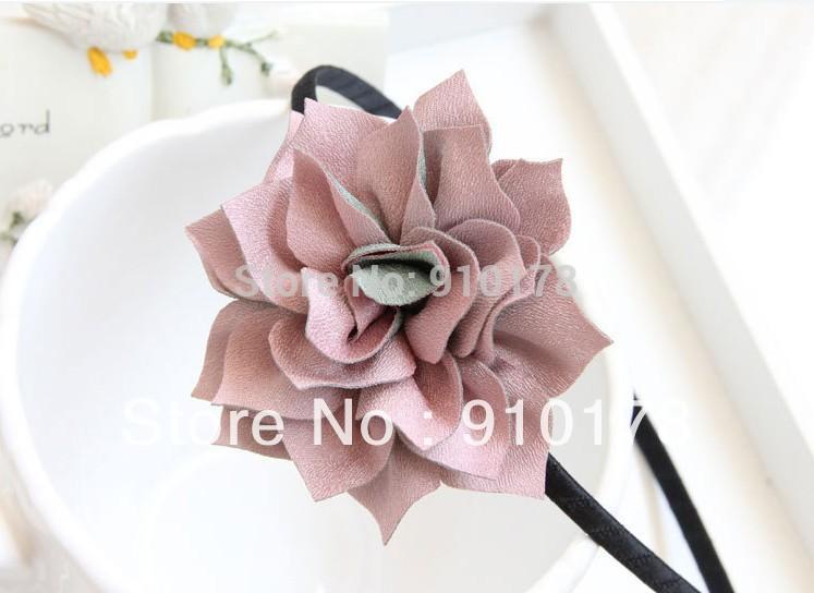 DIY Handmade vintage flower hair bands headband fashion hair accessory pure handwork original design(China (Mainland))