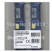 413015-B21 398709-071 416474-001 16GB (2x8GB) FBD PC2-5300 SDRAM DDR2, Dual Rank Server Memory Kit, Retail, 1 yr warranty