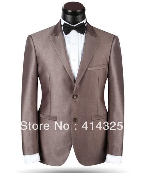 Hot Selling Designer Top Quality Men Formal Dress Suit 2013 Brand Wool