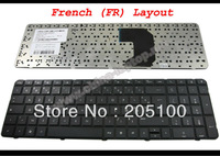 New Laptop keyboard for HP Pavilion G7 G7-1000 Black French (FR) Version - 633736-051