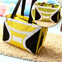 Fashion pet canvas bag pet package dog bags dog pack cat pack bag multicolor