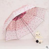 Free Shipping Sploshes apollo umbrella sun protection umbrella sunscreen umbrella princess umbrella folding