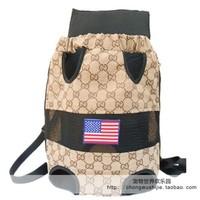 Pet bag dog backpack chest bag pet shopping bag